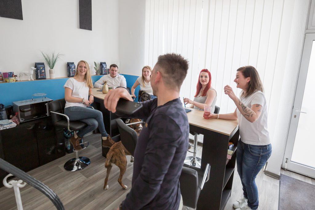 Das Team vom Hundeparadies Harz